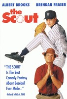 The Scout - DVD cover (xs thumbnail)