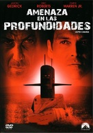 Depth Charge - Spanish DVD cover (xs thumbnail)