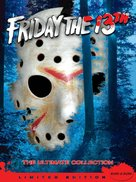 Friday the 13th Part VIII: Jason Takes Manhattan - DVD movie cover (xs thumbnail)