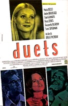 Duets - Italian Movie Poster (xs thumbnail)
