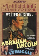 Abraham Lincoln - DVD movie cover (xs thumbnail)