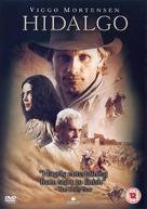 Hidalgo - British DVD movie cover (xs thumbnail)