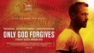 Only God Forgives - Norwegian Movie Poster (xs thumbnail)