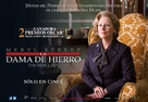 The Iron Lady - Mexican Movie Poster (xs thumbnail)