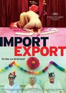 Import/Export - German Movie Poster (xs thumbnail)