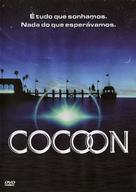 Cocoon - Brazilian DVD movie cover (xs thumbnail)