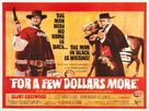 Per qualche dollaro in più - British Movie Poster (xs thumbnail)