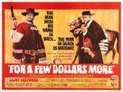 Per qualche dollaro in più - British Movie Poster (xs thumbnail)