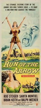 Run of the Arrow - Movie Poster (xs thumbnail)