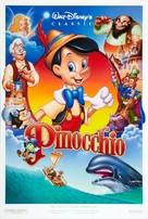 Pinocchio - Re-release movie poster (xs thumbnail)