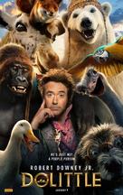 Dolittle - Australian Movie Poster (xs thumbnail)