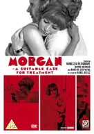 Morgan: A Suitable Case for Treatment - British Movie Cover (xs thumbnail)