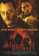 Crimson Rivers 2 - Thai poster (xs thumbnail)