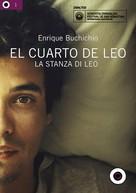 El cuarto de Leo - Italian DVD cover (xs thumbnail)