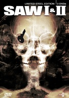 Saw II - German Movie Cover (xs thumbnail)