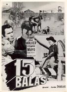 Fort Dobbs - Spanish poster (xs thumbnail)