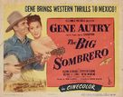 The Big Sombrero - Movie Poster (xs thumbnail)