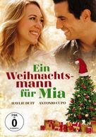 Hats Off to Christmas! - German DVD movie cover (xs thumbnail)
