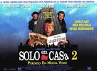 Home Alone 2: Lost in New York - Spanish Movie Poster (xs thumbnail)