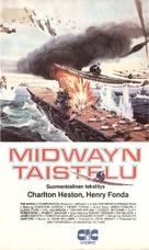 Midway - Finnish Movie Cover (xs thumbnail)