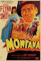 Montana - French Movie Poster (xs thumbnail)