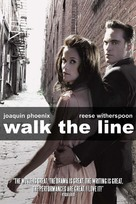 Walk the Line - VHS movie cover (xs thumbnail)