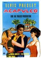 Fun in Acapulco - German Movie Poster (xs thumbnail)