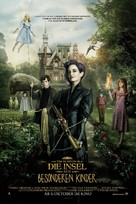 Miss Peregrine's Home for Peculiar Children - Swiss Movie Poster (xs thumbnail)