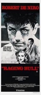 Raging Bull - Australian Movie Poster (xs thumbnail)