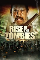 Rise of the Zombies - DVD cover (xs thumbnail)