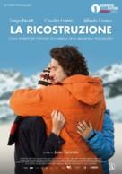 La reconstrucción - Italian Movie Poster (xs thumbnail)