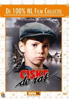 Ciske de Rat - Dutch Movie Cover (xs thumbnail)