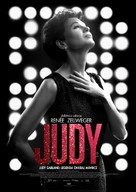 Judy - Slovenian Movie Poster (xs thumbnail)