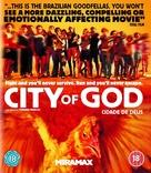 Cidade de Deus - British Blu-Ray movie cover (xs thumbnail)