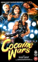 Cocaine Wars - British VHS cover (xs thumbnail)