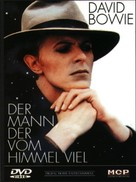 The Man Who Fell to Earth - German DVD cover (xs thumbnail)