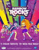 My Little Pony: Equestria Girls - Rainbow Rocks - Movie Poster (xs thumbnail)