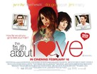 The Truth About Love - British Movie Poster (xs thumbnail)