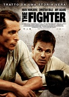 The Fighter - Italian Movie Poster (xs thumbnail)