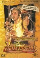Cutthroat Island - German DVD movie cover (xs thumbnail)
