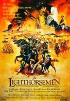 The Lighthorsemen - British Movie Poster (xs thumbnail)