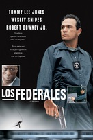US Marshals - Argentinian Movie Cover (xs thumbnail)