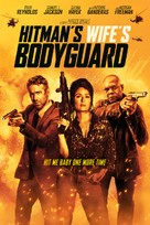 The Hitman's Wife's Bodyguard - Norwegian Video on demand movie cover (xs thumbnail)