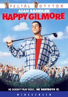 Happy Gilmore - DVD cover (xs thumbnail)