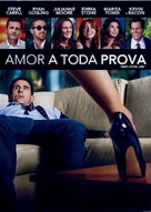Crazy, Stupid, Love. - Brazilian DVD movie cover (xs thumbnail)
