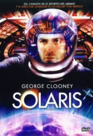 Solaris - Mexican DVD cover (xs thumbnail)