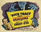 Dick Tracy Meets Gruesome - Movie Poster (xs thumbnail)