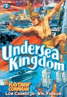 Undersea Kingdom - DVD cover (xs thumbnail)