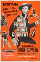 Man from God's Country - Movie Poster (xs thumbnail)