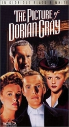 The Picture of Dorian Gray - VHS movie cover (xs thumbnail)